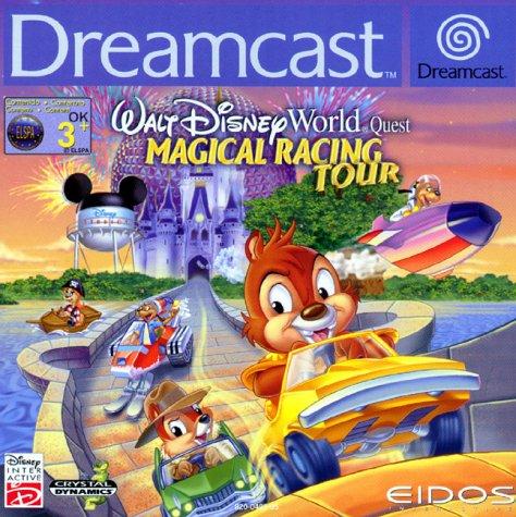 Dreamcast - Walt Disney World Quest: Magical Racing Tour