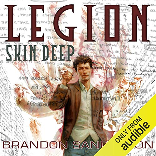 Legion: Skin Deep  By  cover art