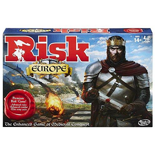 Hasbro HASB7409 Risk Europe Brettspiel