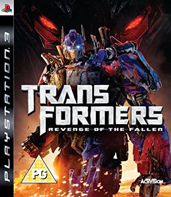 Transformers: Revenge of the Fallen - The Game (PS3)