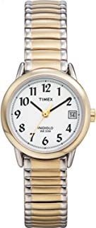 Women's T2H491 Easy Reader Two-Tone Stainless Steel Expansion Band Watch