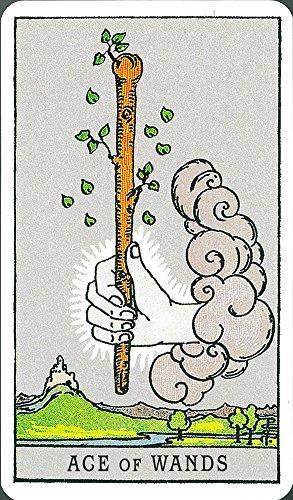 【はじめてでも安心!タロットカード&日本語解説冊子セット】『A.E.ウェイトタロットスタンダードサイズ』(ライダーウェイト版/AGM)+『初めてでもよく分かるタロットカード入門』