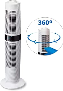Ventilador de torre de diseño Clean Air Optima CA-406W