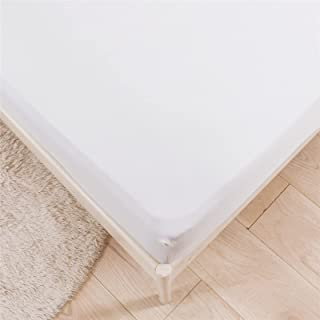 HAIMA Non-ferrous color brushed fit bed sheet single super soft hypoallergenic microfiber-breathable and anti-wrinkleBrush...
