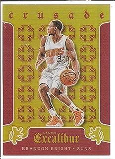 Brandon Knight Phoenix Suns 2015-16 Panini Crusade Excalibur Basketball Card #133/149