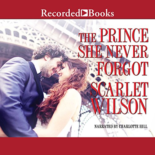 The Prince She Never Forgot audiobook cover art