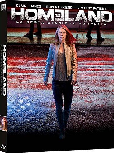 Preisvergleich Produktbild Homeland - Stagione 06 (3 Blu-Ray) (1 Blu-ray)