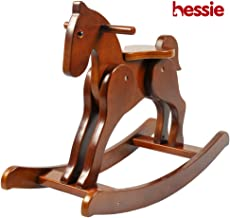 Best antique solid wood rocking horse Reviews