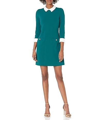 Tommy Hilfiger Neck Tie A-line Dress