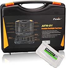 EdisonBright Fenix Portable Hunting Light kit case AFH-01 for TK32, TK22, TK16, TK15C & TK09 Battery Carry case (Flashlight Not Included)