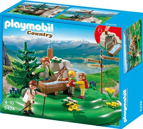 Playmobil 5424 - Wanderer bei der Gebirgsquelle