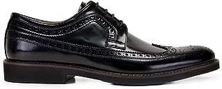3436-148 EXL -Spaz Siyah 301 Nevzat Onay Siyah Açma Günlük Deri Erkek Ayakkabı