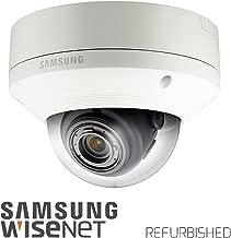 Samsung Network POE Monitoring Security Camera for Outdoor Surveillance | SNV-8080 (Manufacturer Refurbished)