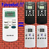 YING RAY Replacement for Carrier Air V Airv Rv Air Conditioners Remote Control for 12-50095-00 12-50074-00 12-50152-00 68RV11302A 68RV14102A 68RV14103A 68RV14112A 68RV15102A 68RV15103A 68RV0010AA