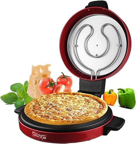 Dsp Delizia Pizza Express Pizza Oven Non Stick Oven 1800 W Constant Temperature Amazon De Home Kitchen