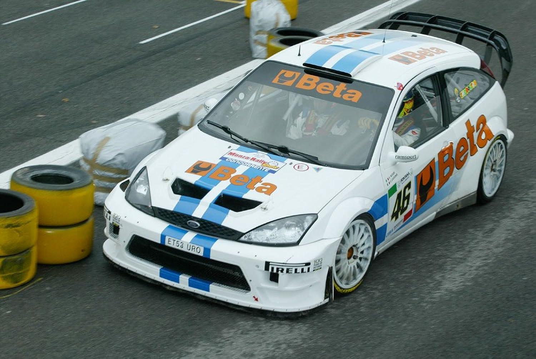 ahorre 60% de descuento 20240 1 24 24 24 Ford Focus '07 Monza Rally Winner Ltd Ed by Hasegawa  moda