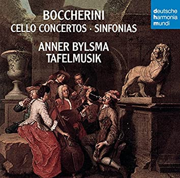 Boccherini: Cellokonzerte / Sinfonien