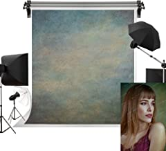 Kate 5x7ft/1.5m(W) x2.2m(H) Gray Green Backdrop Texture Portrait Photography Backdrops Abstract Background Photography Studio Props for Photographer