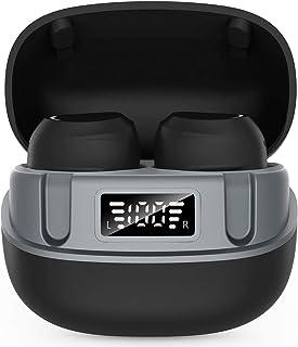 True Wireless Earphones,TWS Earbuds, Bluetooth Earphones, Noise Canceling Headphone, Smart Touch Control Wireless Headphon...