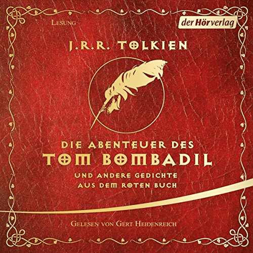 Die Abenteuer des Tom Bombadil und andere Gedichte aus dem Roten Buch cover art