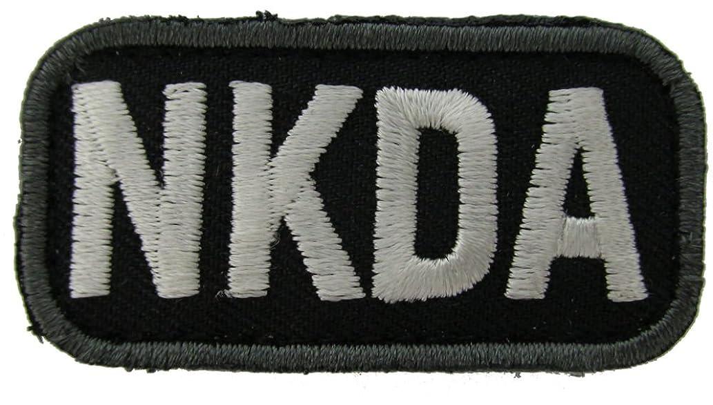 NKDA Morale Patch (SWAT (Black))