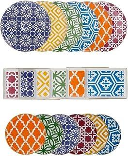 Morocco Breakfast Set 18 Pieces