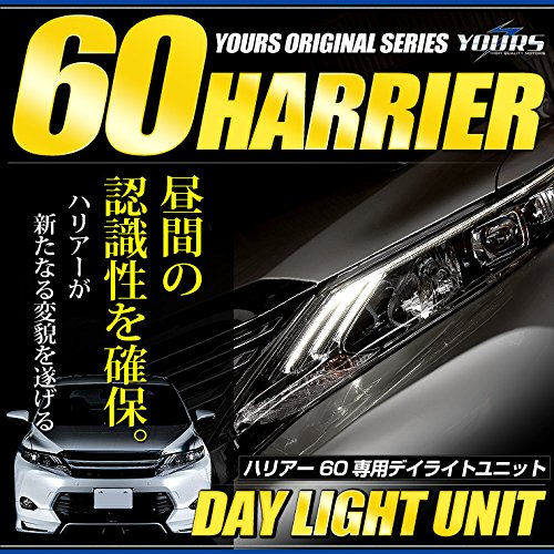 YOURS Harrier 60 dedicated LED daylight unit optimum DLU-60 in the daylight of the system LED position