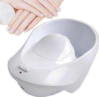 Elektrische Nagel weekkom, manicure Handbel Trillingsmassage Jet Spa Soak Rustgevende kom Nagellakverwijderaar Trillingsre...