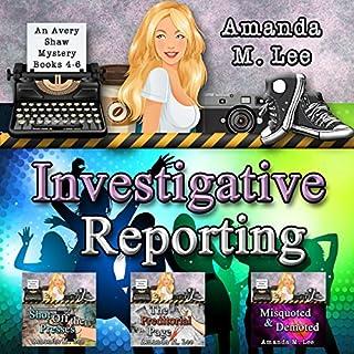 Investigative Reporting audiobook cover art