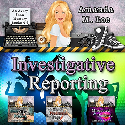 Investigative Reporting audiobook cover art