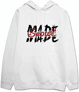 Bigbang World Tour Made Sweater Hoodie G-Dragon GD Taeyang Sweatshirt