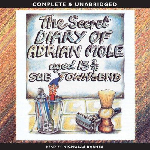 The Secret Diary of Adrian Mole cover art