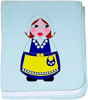 CafePress - Swedish Matryoshka-Style - Baby Blanket, Super Soft Newborn Swaddle