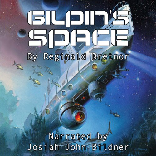 Gilpin's Space audiobook cover art