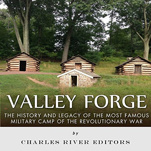 Valley Forge audiobook cover art