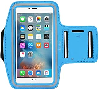 Armband for Apple iPhone 7,7 Plus,6 6s Plus, LG G5,Samsung Galaxy Note 5 4 3 Note Edge S4 S5 S6 LG G3 G4 G5 Note 4 5 Universal case,Great for Running,Exercise Gym Workouts not for iphone 4 4s