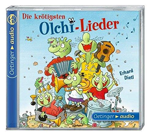 Die krötigsten Olchi-Lieder (Die Olchis)