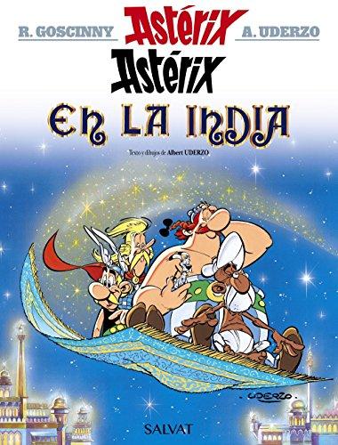 Astérix en la India (Castellano - A Partir De 10 Años - Astérix - La Colección Clásica)