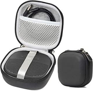 Matte Black Protective Case for Bose SoundLink Micro Bluetooth Speaker, Best Color and Shape Matching, Featured Secure and...
