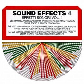 Sound Effects No. 4 (Animals)