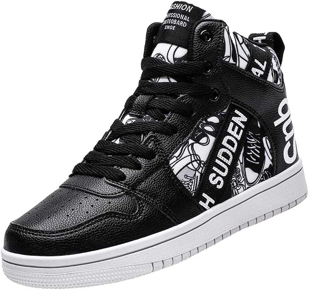 RUNSOON High Top 超激安特価 Skateboarding Shoes Casual Sports 新品■送料無料■ Shoe Sneakers