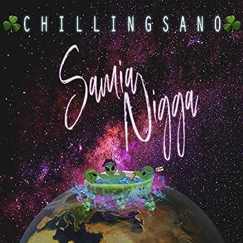 Chilling Sano