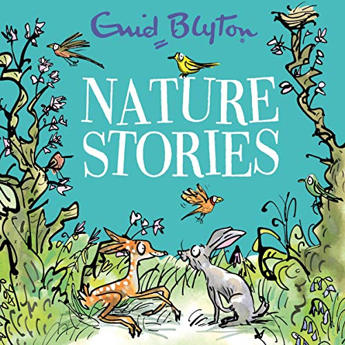 Nature Stories audiobook cover art