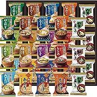 味噌汁 人気商品 アマノフーズ フリーズドライ バラエティギフト (30食)(M-500R-5400)