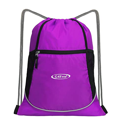 Kit Bag Rucksack Backpack Kids Black Drawstring School Gym Sack//Swimming