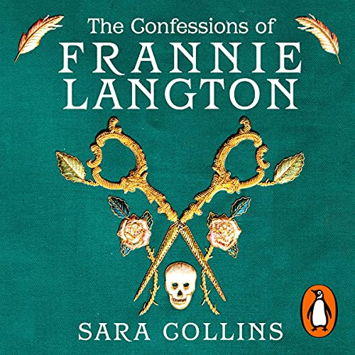『The Confessions of Frannie Langton』のカバーアート
