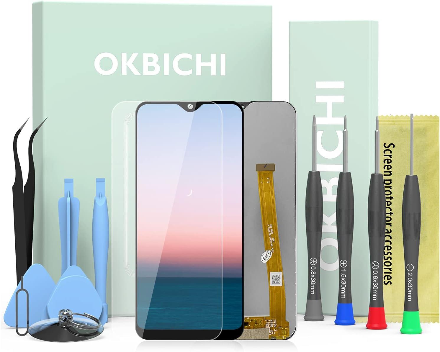Max 67% OFF OKBICHI Screen Replacement Max 90% OFF for Samsung Galaxy SM-A202F A20e A202
