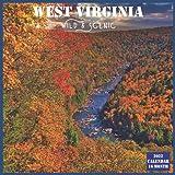 West Virginia Wild & Scenic Calendar 2022: Official West Virginia State Calendar 2022, 16 Month Calendar 2022