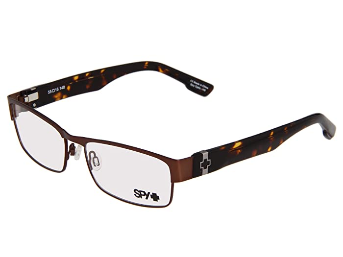Spy Optic Trenton (Chestnut/Dark Tortoise) Sport Sunglasses