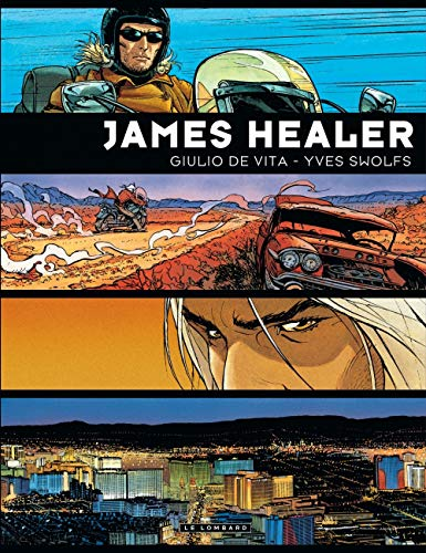 Intégrale James Healer - tome 0 - Intégrale James healer